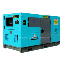 Water-Cooled 20kVA~2200kVA Cummins Diesel Engine Power Generator Set with Enclosure